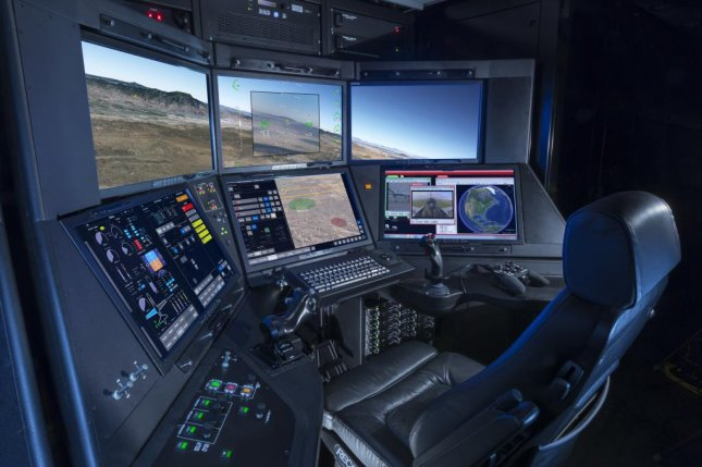 General Atomics finishes key cockpit review for drone