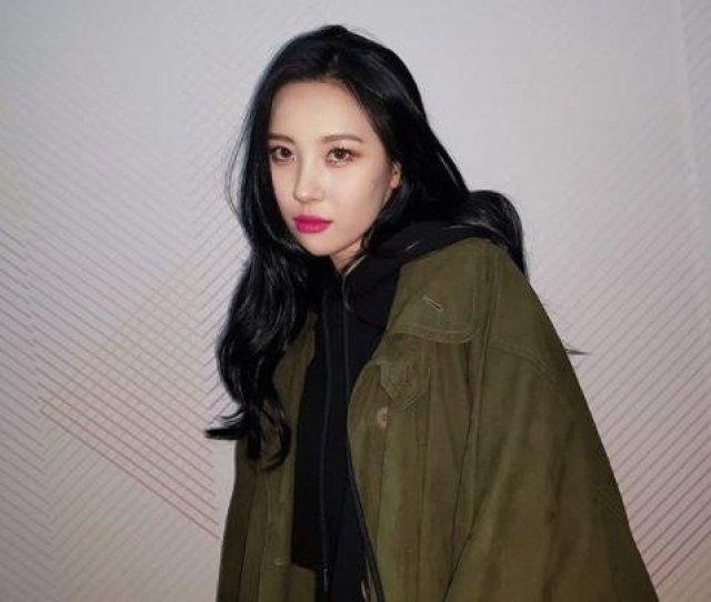 K Pop Star Sunmi Will Release The Solo Song Heroine On Jan 18 Photo By Sunmi Instagram