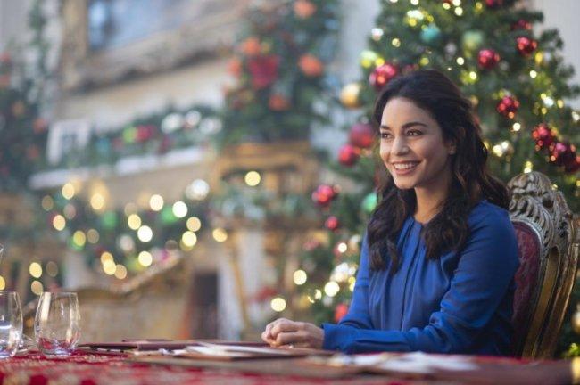 Vanessa Hudgens returns in The Princess Switch 3. Photo courtesy of Netflix