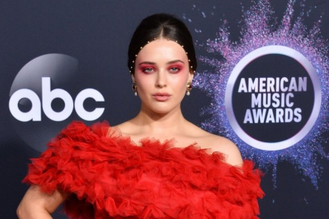 Katherine Langford's Netflix fantasy series, Cursed, has been canceled after one season. File Photo by Jim Ruymen/UPI