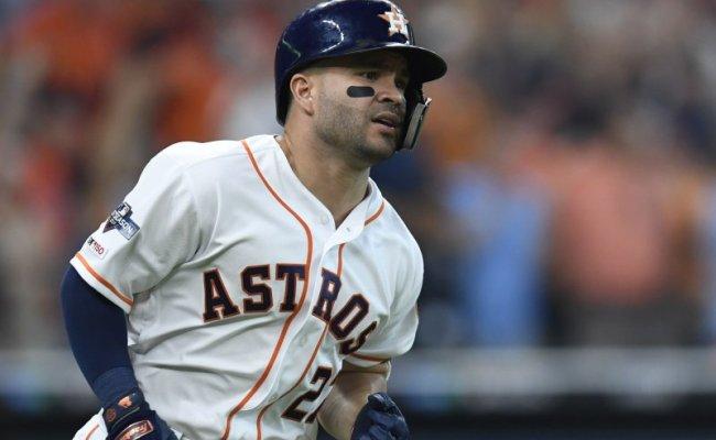 Houston Astros Jose Altuve Alex Bregman Apologize For