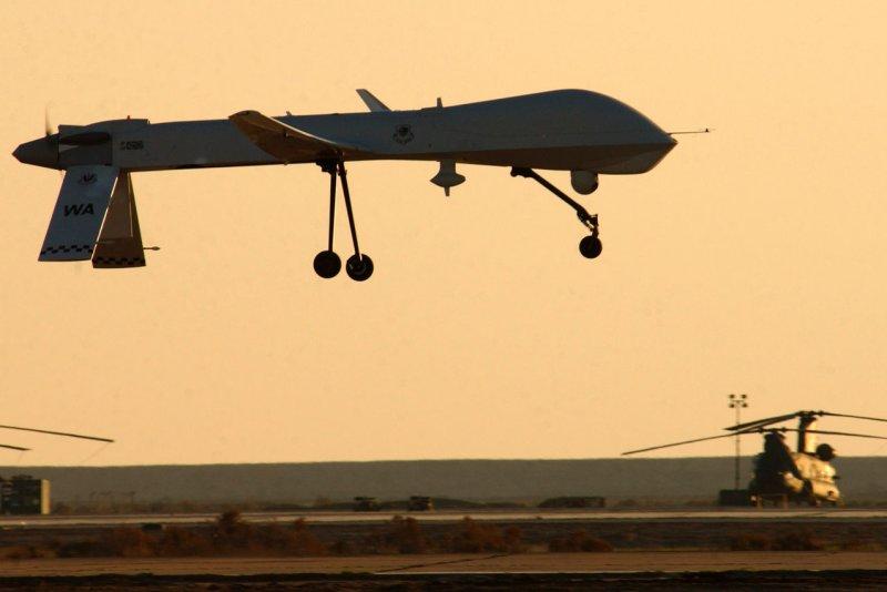 Suspected U.S. drone strike in northwest Pakistan kills 8 - UPI.com