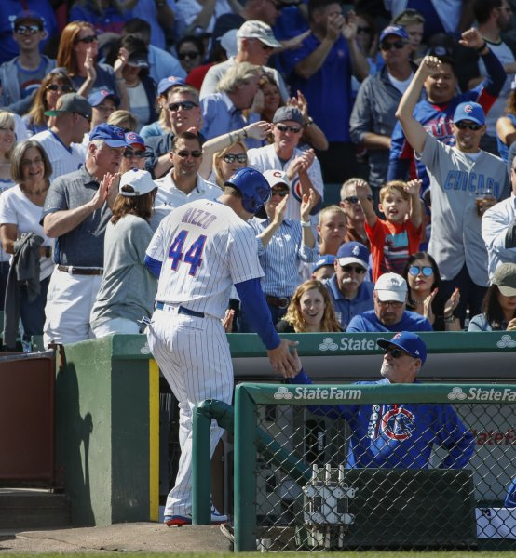 Chicago Cubs Keep Rolling With Shutout Of Atlanta Braves UPI Com