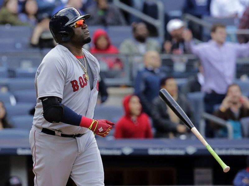 MLB Yankees Cross 500; Red Sox Blank Giants UPI Com