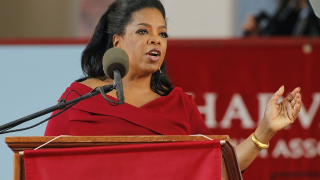 Oprah Winfrey Delivers Harvard Commencement Speech VIDEO