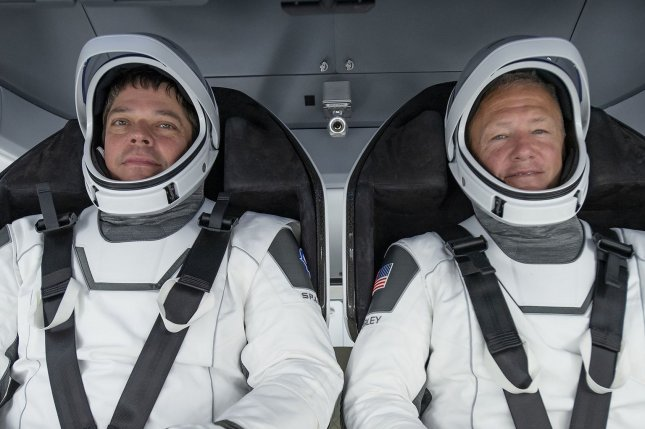 NASA astronauts will test new SpaceX capsule, execute ...