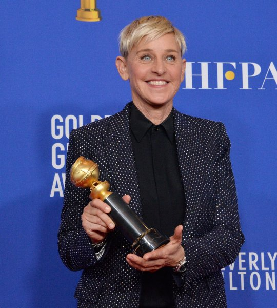 Ellen DeGeneres Show' to kick off Season 18 on Sept. 21 - UPI.com