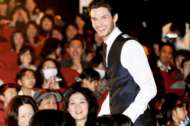 the chronicles of narnia silver chair slipcovers green new movie is in works upi com actor ben barnes attends japan premiere for film voyage dawn treader tokyo on february 13 2011
