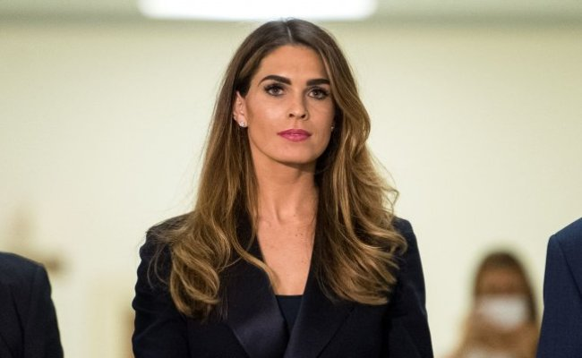 House Judiciary Releases Full Transcript Of Hope Hicks