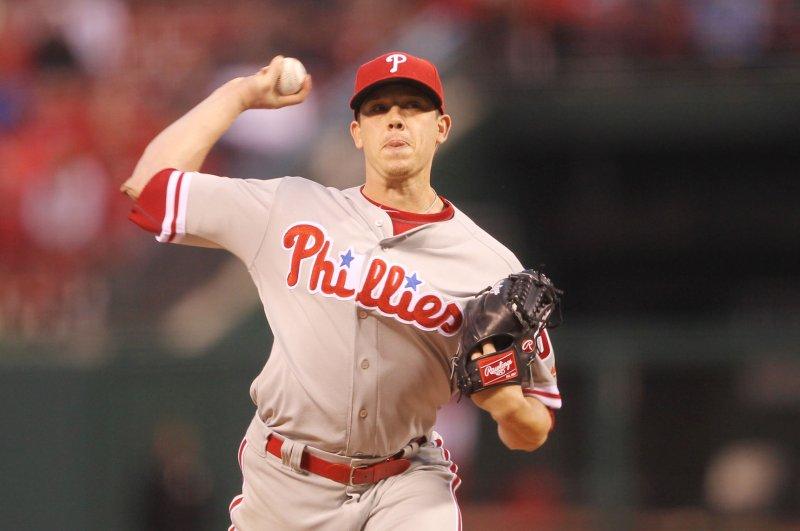 Jeremy Hellickson Philadelphia Phillies Hold Off Atlanta Braves