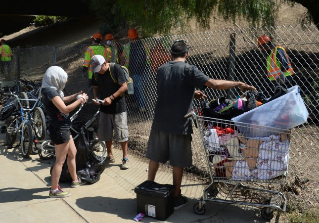 Homeless population increases by 12 percent in Los Angeles County ...