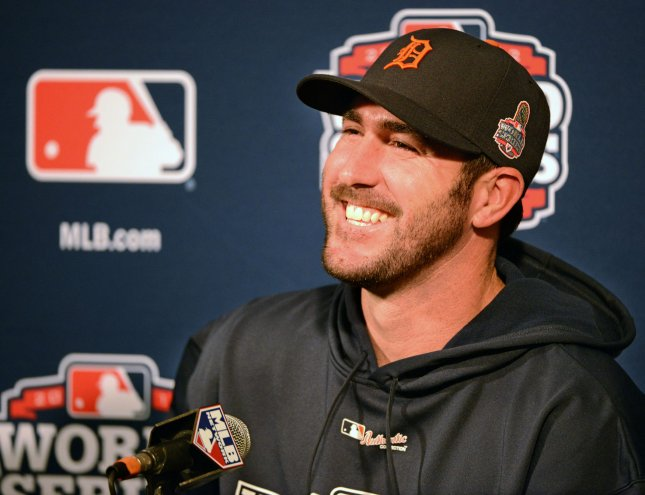 Justin Verlander signs 5year contract extension with