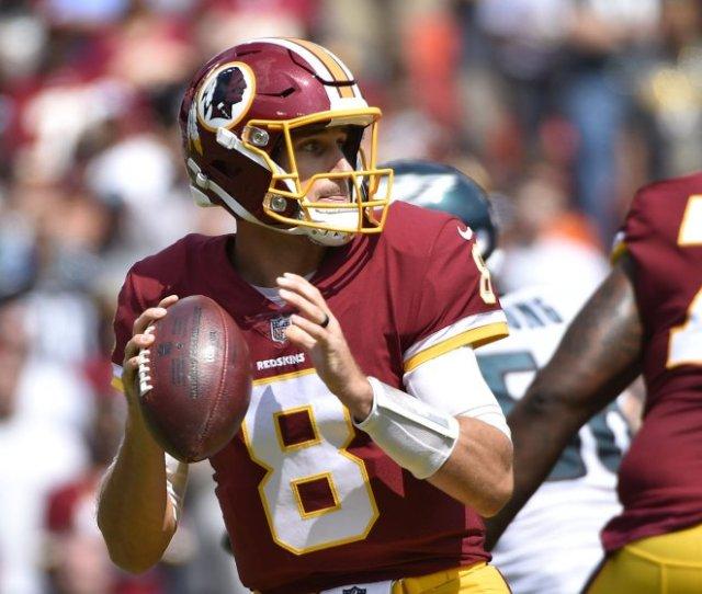 Washington Redskins Jay Gruden Offers Faint Praise To Kirk Cousins