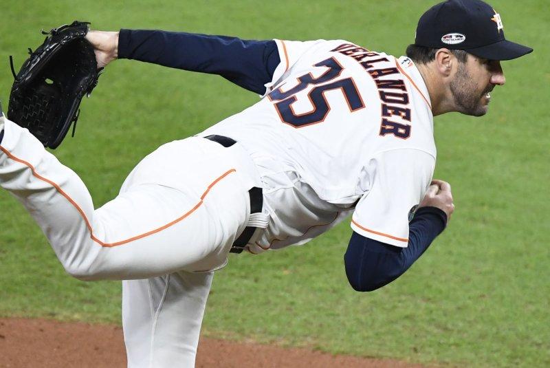 Houston Astros pitcher Justin Verlander agrees to 66M