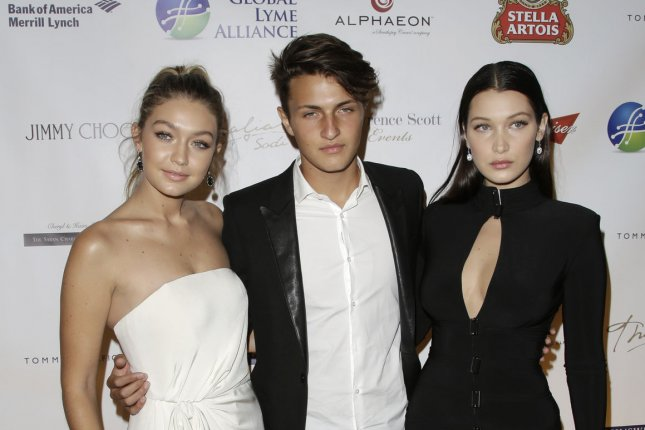 Bella Hadids Brother Anwar Hadid