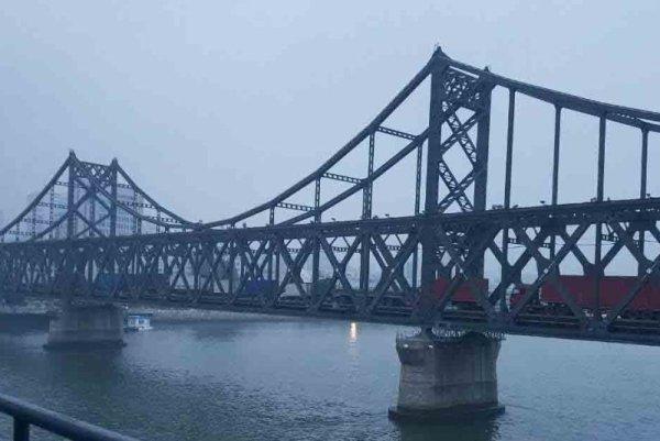 Report China may shut down bridge to North Korea UPIcom