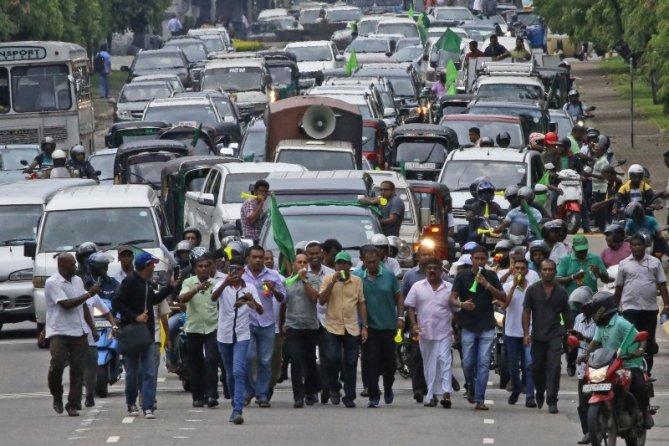 Image result for sri lanka political crisis