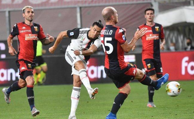Cristiano Ronaldo Blast Helps Juventus Beat Genoa Upi