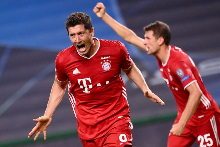 Bayern Munich beats Lyon to join PSG in Champions League ...