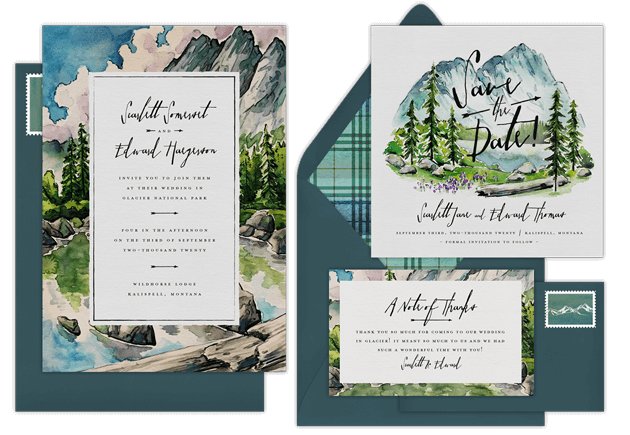 Email Online Wedding Invitations That