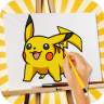 Learn To Draw Pokemon app apk icon