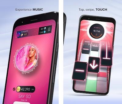 Beatstar - Touch Your Music Capturas de pantalla