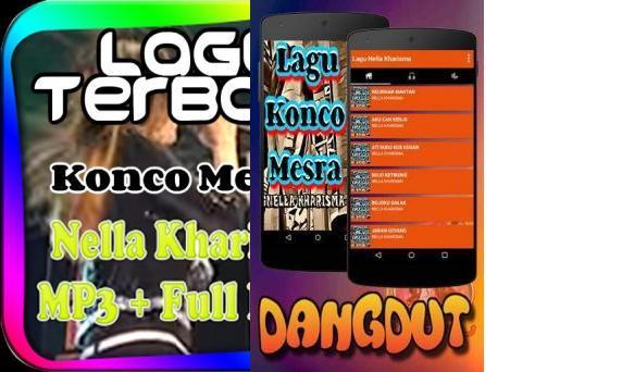 Download lagu nella kharisma konco mesra