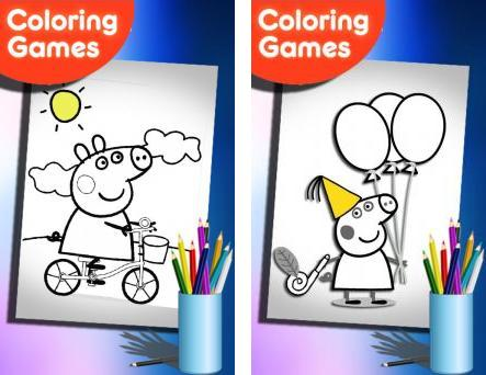 How To Color Peppa Pig ( Free Coloring For Kids ) On Windows PC Download  Free - 1.0 - Com.coloringgames4kids.coloringpeppapigforkids