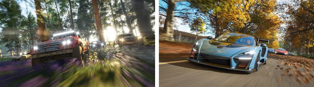 Forza Horizon 4 Mobile Capturas de pantalla