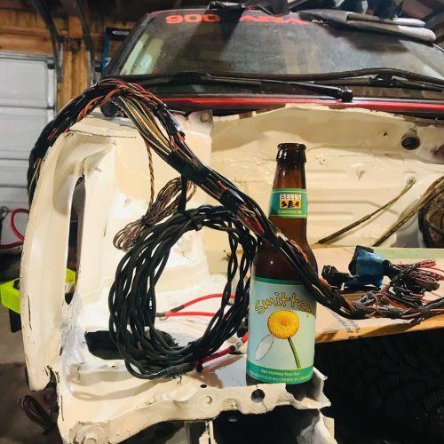 small resolution of  carporn beer beerstagram beerporn becauserallycar nefr ara vw newenglandforestrally volkswagen thanks tdc shop for the harness