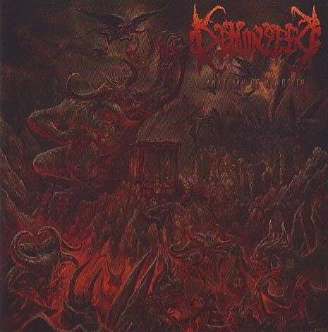 Demonseed  Anatomy Of Atrocity · Cdn Records