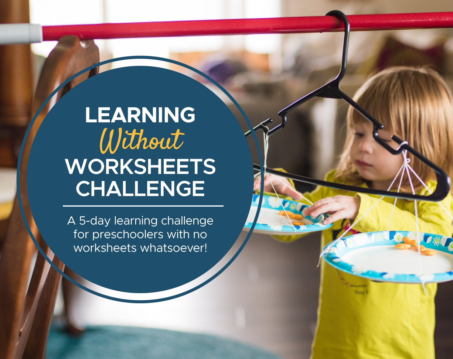 Join The Free Learning Without Worksheets Challenge