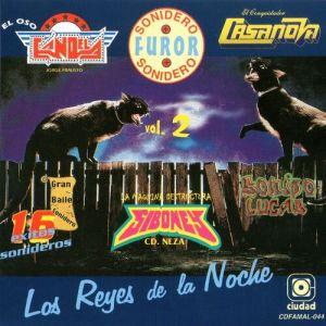 Varios Artistas - Furor Sonidero: Los Reyes de la Noche, Vol. 2 (Gran Baile Sonidero 16 Éxitos) (Album 1998)
