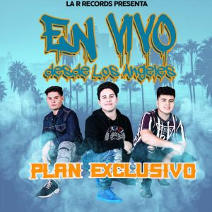 Plan Exclusivo - En Vivo Desde los Angeles (Album 2020)