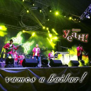 Grupo Yeah - Vamos a Bailar (Single 2018)