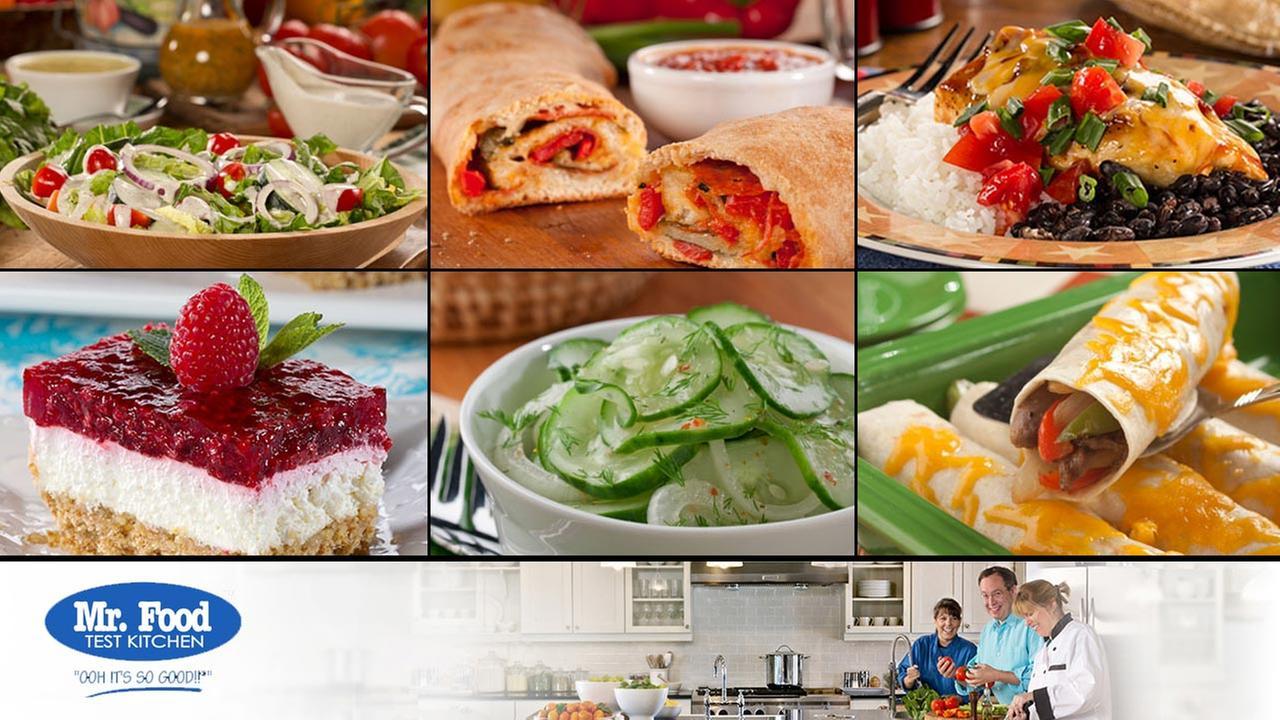 Mr Food Test Kitchen Recipes  abc30com
