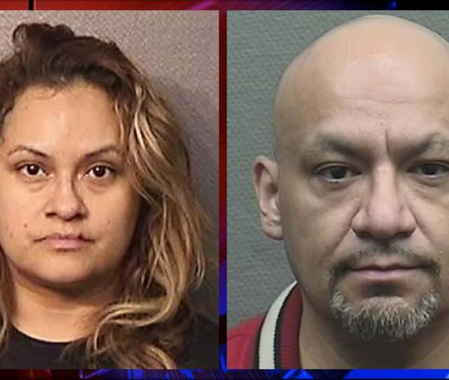 Couple Accused Of Involving Kids In Drug Filled Swinger Lifestyle