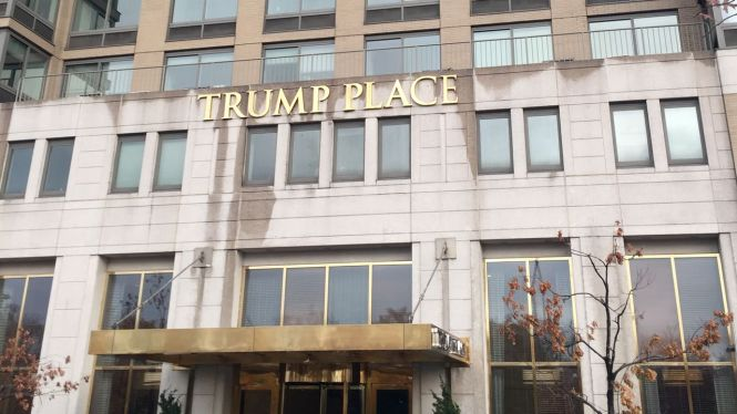 Nyc S Trump Place Apartments Changing To More Neutral Name