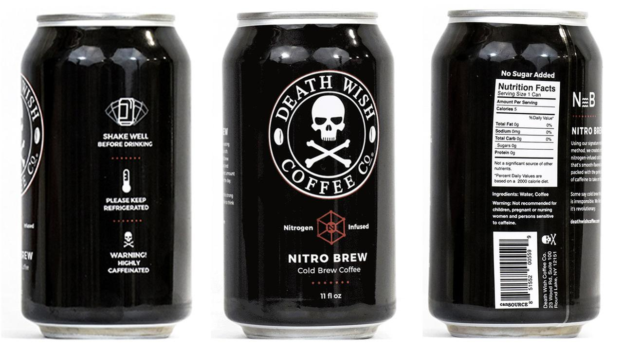 Recall Alert Coffee From Company Called Death Wish Could Cause Death