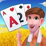 download Solitaire Farm : Classic Tripeaks Card Games apk