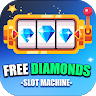 Free Diamonds Slots for Mobile Diamonds Legends game apk icon