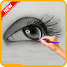 download How to draw eyes 2020 apk