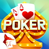 Poker ZingPlay: Free Texas Hold'em game apk icon