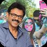 download Selfie With Venkatesh Daggubati - Telugu Wallpaper apk