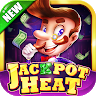 Jackpot Heat Slots-777 Vegas & Online Casino Games game apk icon