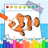download Little Fish Coloring Book for Kids apk
