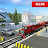 Oil Train Driving Games game apk icon