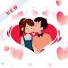 download Love romantic stickers for whatsapp apk
