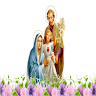 download Christmas Jesus Family Wallpapers apk