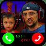 download FGTeev Family Fake Video Call apk